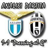[ Lazio - Juventus: Pressing al Quadrato]