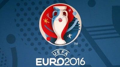 Europei 2016 logo