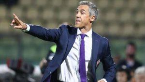 """Fiorentina, Sousa: """"Penso solo al presente"""""""