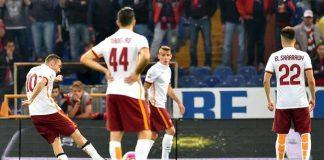 """Serie A, la Roma espugna il """"Ferraris"""": 2-3 al Genoa"""