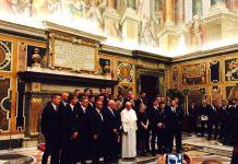 Coppa Italia, Milan e Juventus dal Papa