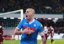"""Napoli, senti Hamsik: """"Resto qui per sempre"""""""