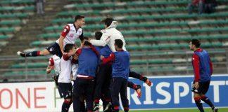 Serie B, Il Cagliari batte il Bari 0-3: È Serie A!