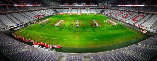 Stadio Pierre Mauroy, Lille
