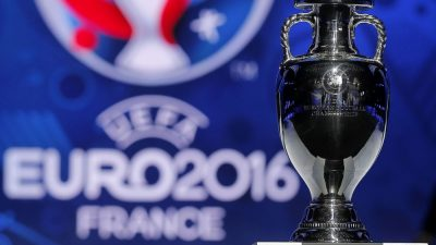 Euro 2016 questa sera in campo Italia-Germania