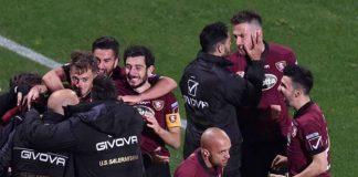 Serie B: la Salernitana è salva, Lanciano in Lega Pro: 1-0
