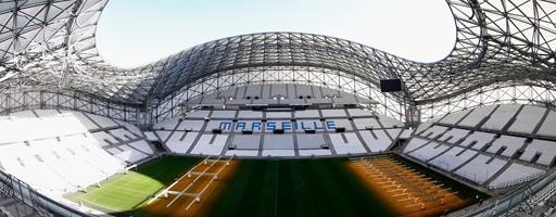 Germania-Francia allo stadio Velodrome di Marsiglia