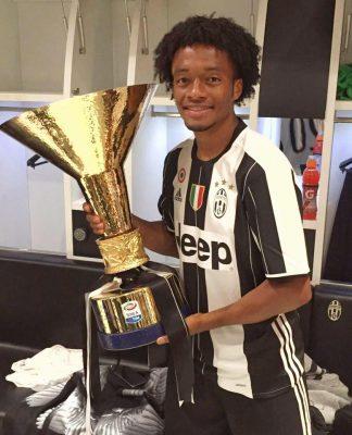Juventus, ufficiale il ritorno di Juan Cuadrado dal Chelsea