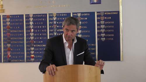 Andrea Corradino vicepresidente di Lega B