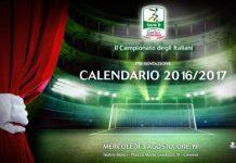Calendario Serie B 2016-17