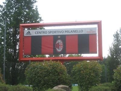 Centro sportivo Milanello