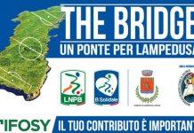 The Bridge un ponte per Lampedusa