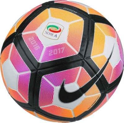 Serie A, presentato il pallone per la stagione 2016/2017