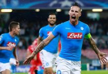Champions: Napoli da sballo, vincono anche Barcellona, Psg e Atletico