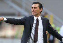 """Milan, Montella: """"Domani sarà obbligatorio prenderci i tre punti"""""""