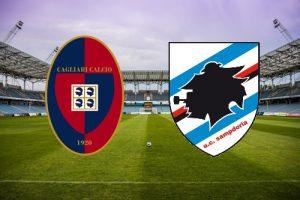 Cagliari-Sampdoria risultato, cronaca e tabellino