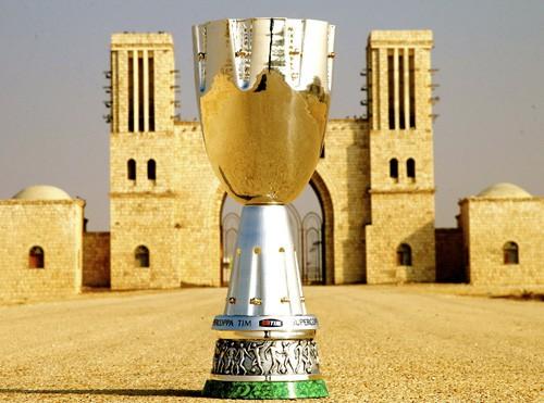 Supercoppa Tim 2016 si giocherà a Doha in Qatar