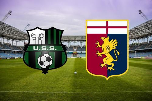 Serie A, Sassuolo-Genoa: formazioni ufficiali e titolari