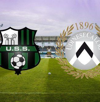 Sassuolo-Udinese tabellino e risultato