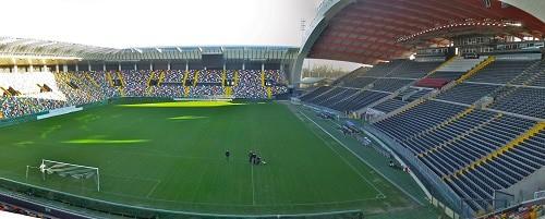 allo Stadio Friuli Udine il 18 settembre si gioca Udinese-Chievo