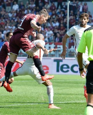 Serie A, Belotti e Iago Falque stendono la Roma: 3-1