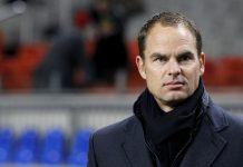 De Boer, tecnico dell'Inter