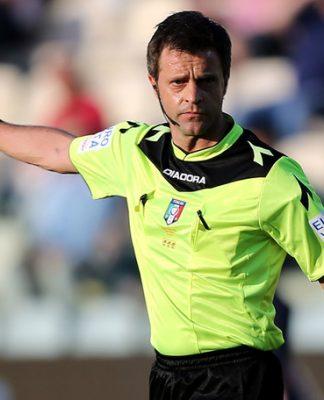 Serie A, le designazioni arbitrali per la nona giornata: Milan-Juve a Rizzoli