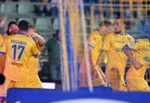 Serie B: il Verona pareggia col Pisa, vincono Entella, Brescia e Carpi