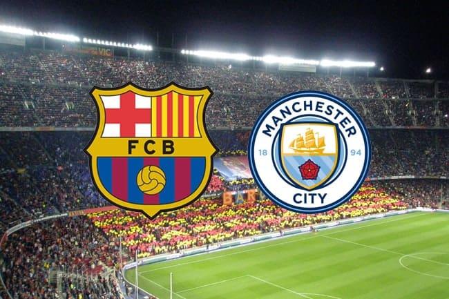 Barcellona-Manchester City risultato, tabellino e cronaca della partita