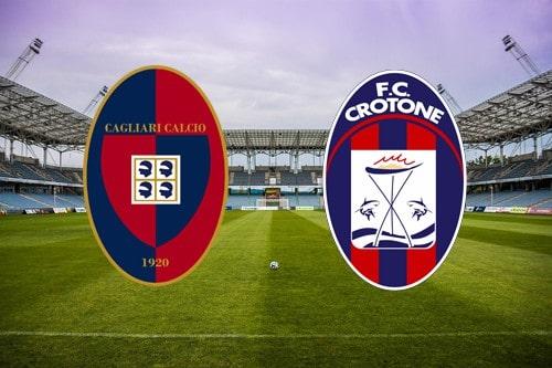 Cagliari-Crotone cronaca e risultato in tempo reale, tabellino live