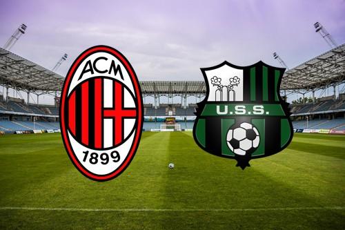 Milan-Sassuolo cronaca e risultato in tempo reale, tabellino live