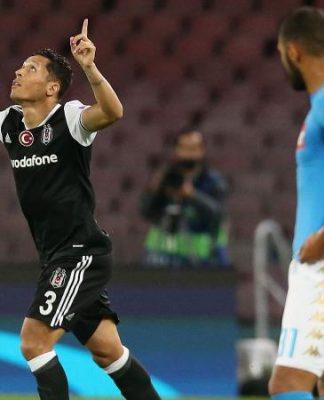Champions: il Napoli cade con il Besiktas, Arsenal e Barcellona da sballo