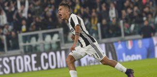 Juventus, distrazione alla coscia destra per Dybala: salta Lione e Napoli