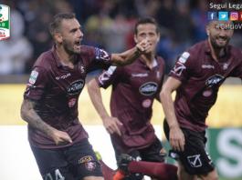 Serie B, la Salernitana vince il derby: 2-1 al Benevento
