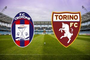 Crotone-Torino: probabili formazioni, risultato e tabellino in tempo reale
