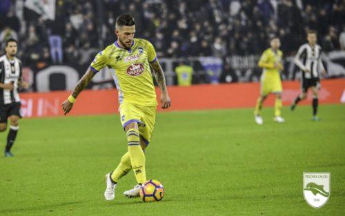 Pescara, Ventura convoca anche Biraghi per lo stage azzurro