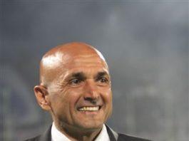 """Spalletti: """"Roma spinta dall'entusiasmo"""""""