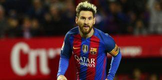 Il ManCity ci prova, 113 milioni per Messi