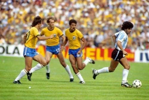 Brasile-Argentina 1982