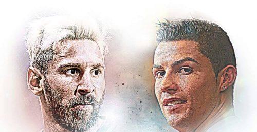 L'eterna rivalità tra Leo Messi e Cristiano Ronaldo