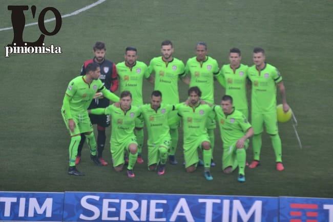 Cagliari Calcio, l'obiettivo salvezza è ormai una formalità!