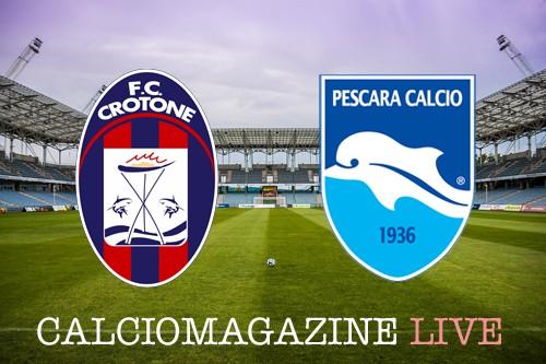 Crotone-Pescara