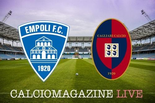 Empoli-Cagliari