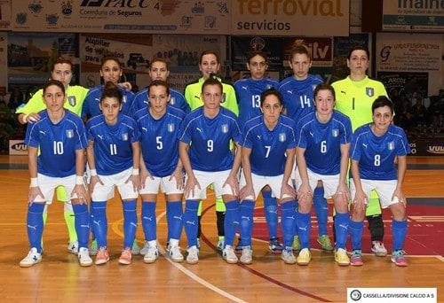 Calcio 5, Torneo Quattro Nazioni: Portogallo-Italia 2-1