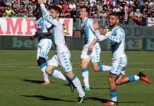 Hamsik c'è. Il Napoli tenta l'impresa in Coppa Italia