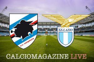 Sampdoria-Lazio, analisi tattica