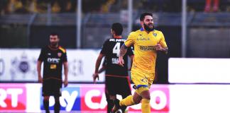 Serie B - Frosinone, Spal e Avellino da urlo, pari per Verona e Bari