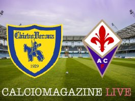 Chievo-Fiorentina
