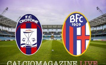 Crotone-Bologna