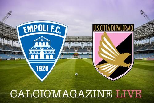 Serie A: festa Empoli, 1-0 al Palermo